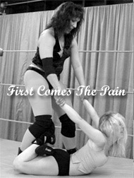First Comes The Pain BW