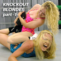 Knockout Blondes pt 1