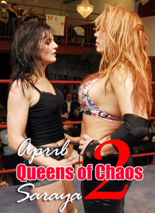 QoC 2.13 April vs Sweet Saraya