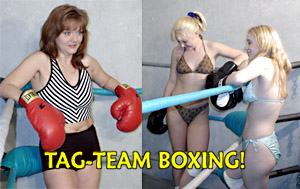 Tag-Team Boxing
