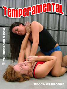 TEMPERAMENTAL pt 3: Becca vs Brooke